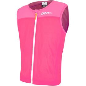 POC POCito VPD Spine Chaleco Niños, fluorescent pink
